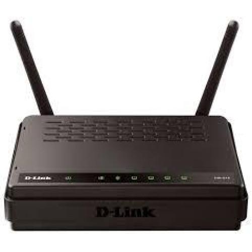 Маршрутизатор Wi-Fi D-Link DIR-615 ревизии R1, N1, K2 (БУ)