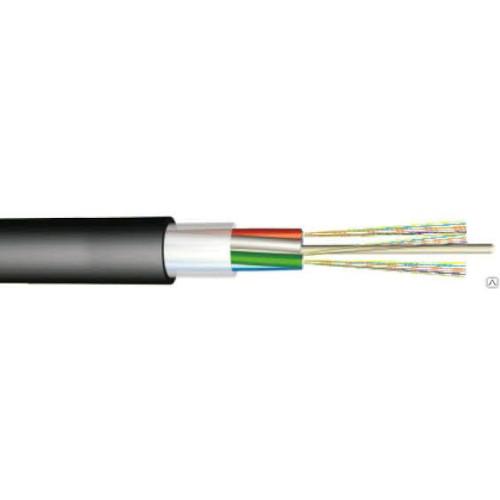 Кабель оптический ОКТм-0,22-4Т 4кН