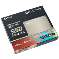 SSD накопитель SILICON POWER Slim S70