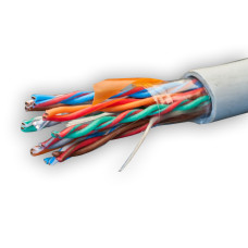 SUPRLAN Median UTP 5e 10x2xAWG24 Cu PVC In. 305м